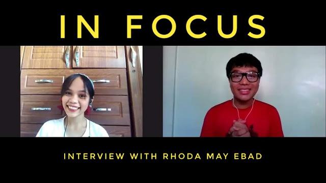 Rhoda May Ebad