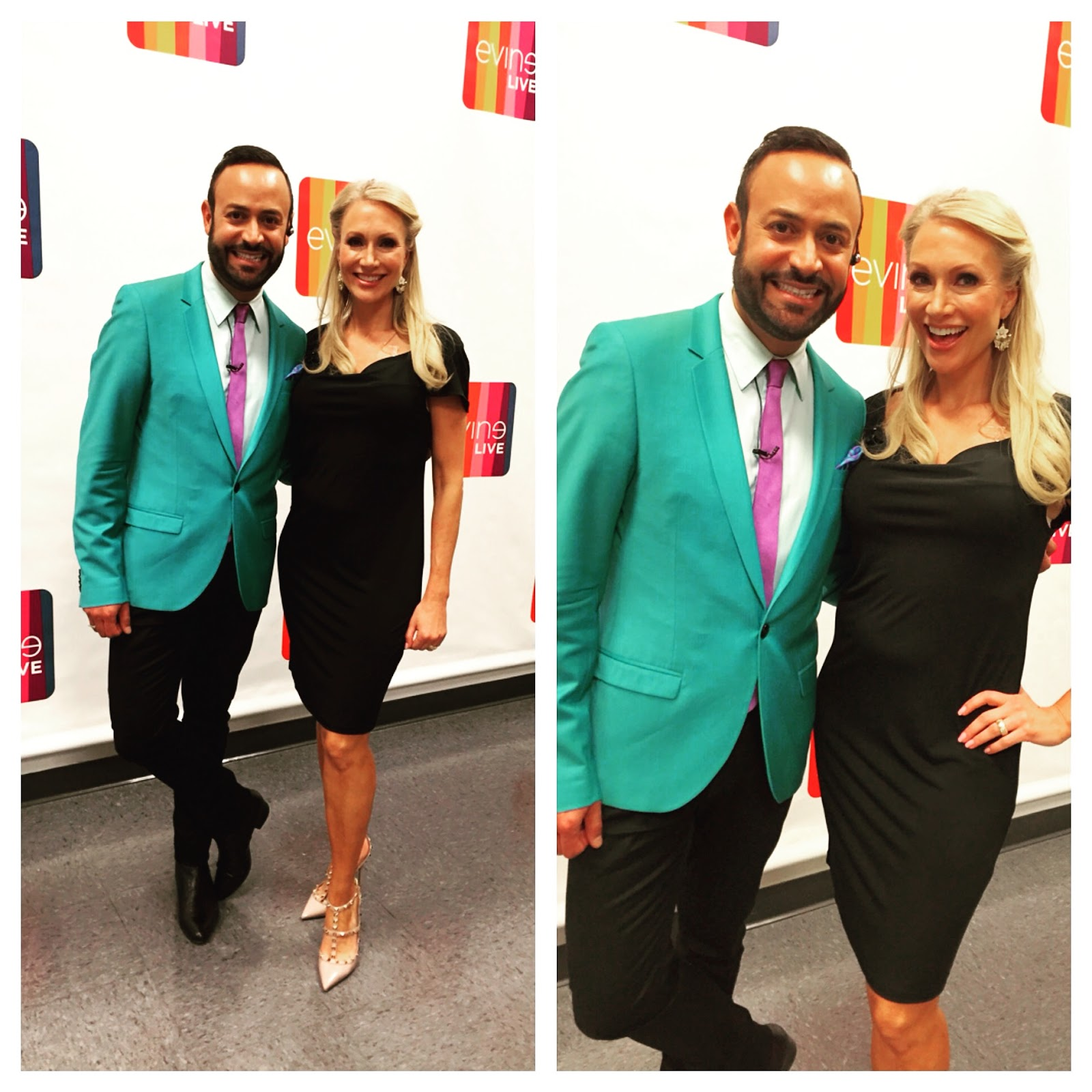 6bb60c630704d A fab premiere nick verreos and evine live host wendi russo evine live  shopping network jpg