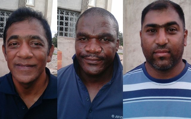 Three SA ex-cops are trainers, not terrorists - NPP