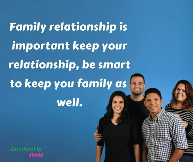 8 Importance Of Family Relationship Building a Healthy Home