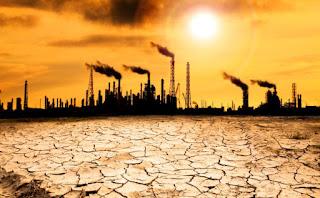 ¿Qué es el calentamiento global y cual es la solución?