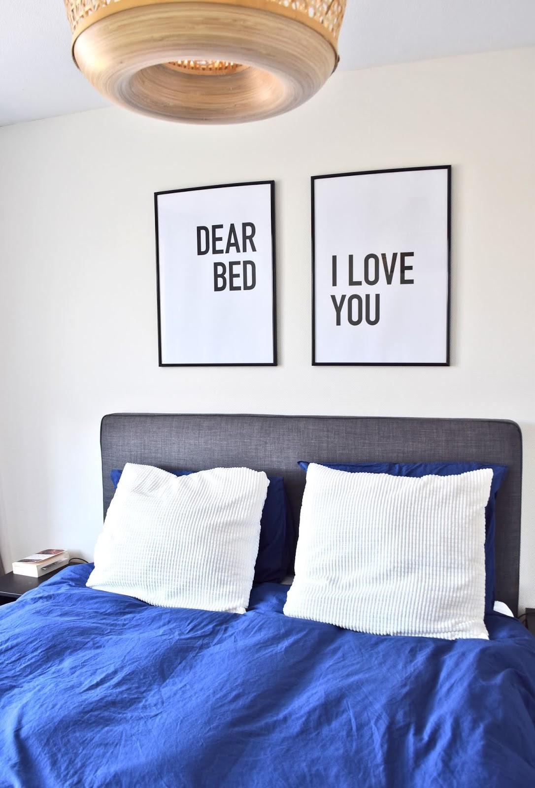 Co na ścianę do sypialni?