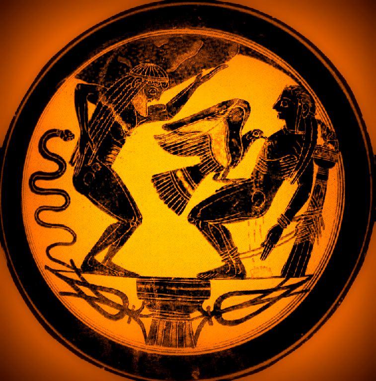 Theseus Aegean: Οκτωβρίου 2012 Iapetus Titan Symbol