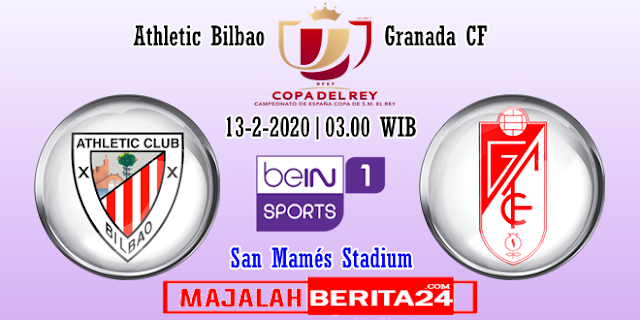 Prediksi Athletic Bilbao vs Granada