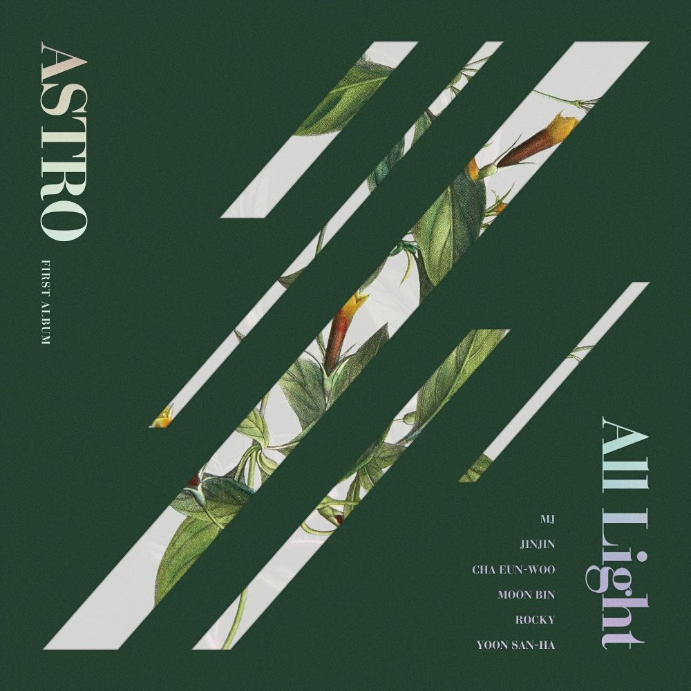 ASTRO – All Light (FLAC + ITUNES PLUS AAC M4A)