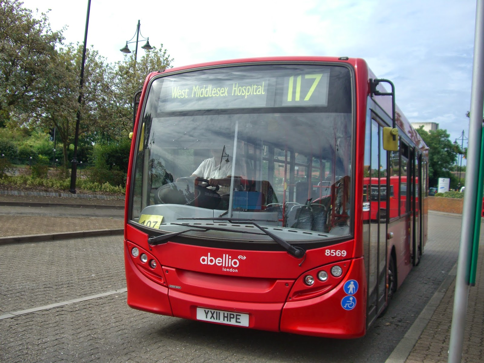 London Connected: Gallery: Routes 100-199