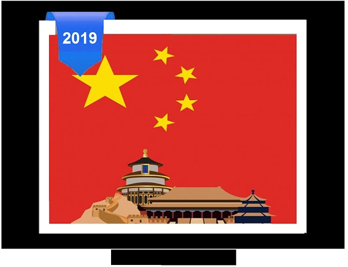 IPTV 2019: China IPTV, Free Playlist TV m3u 30.04.2019