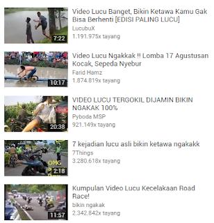 cara sukses Cari Uang Di Youtube