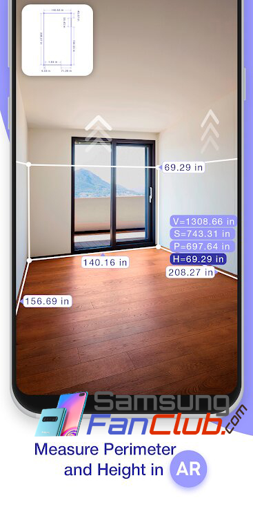 Top 8 Best Tape Measure Android Apps for Samsung Mobile Phones