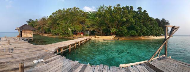 Berkemah Di Pulau Cina Kepulauan Seribu