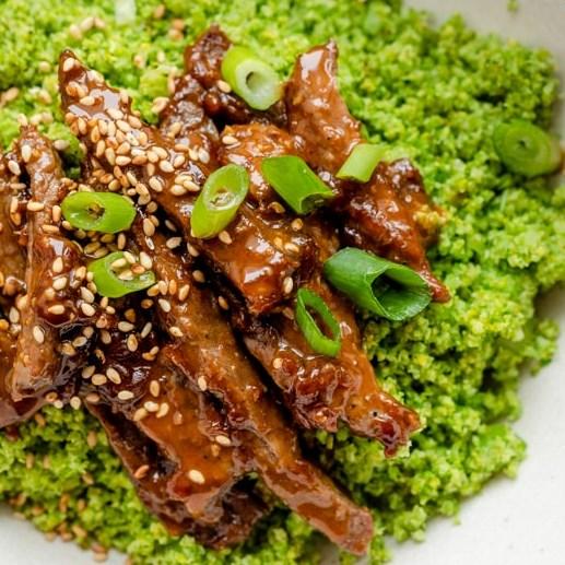 Beef and Broccoli Stir Fry #lowcarb #asianrecipe