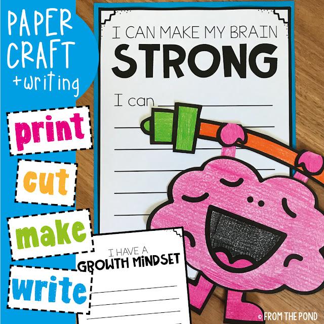growth mindset craft activity