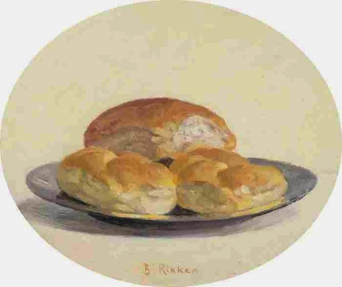 В традициях первых импрессионистов. Ben Rikken