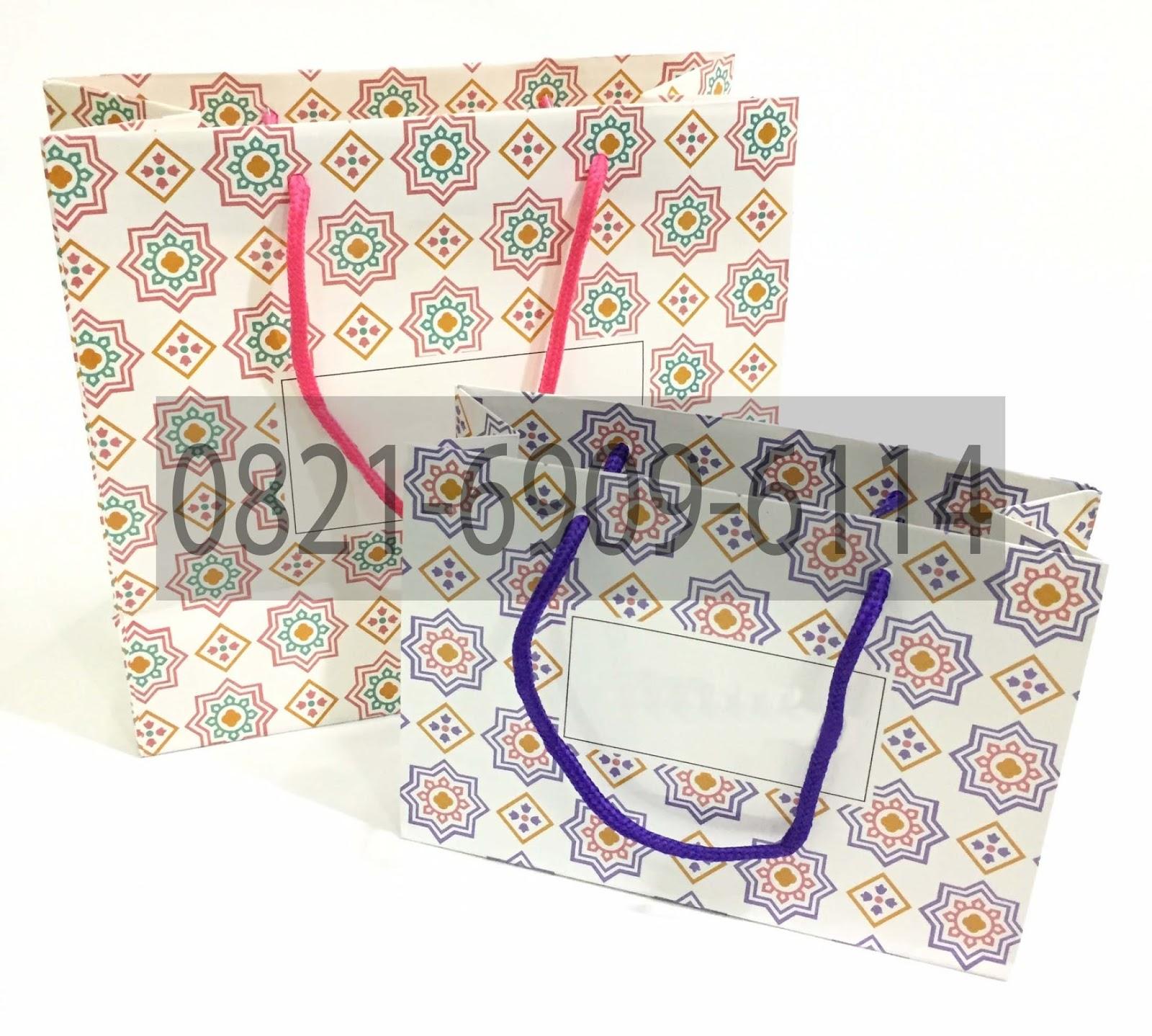 Harga Jasa Desain Menu Restoran: Cetak Shopping Bag Paper Bag Murah Rawamangun