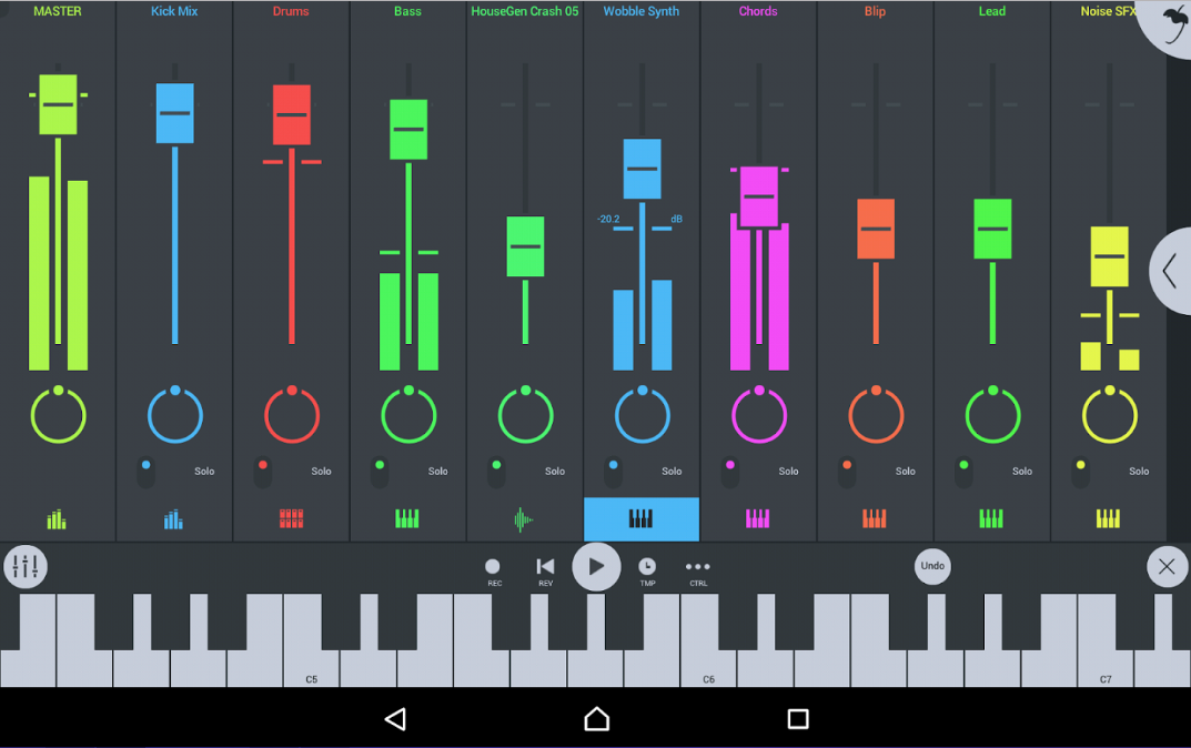 fl studio mobile patched