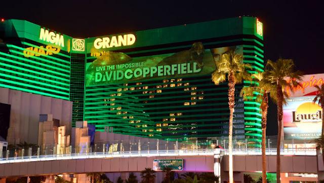 Nevada Merilis Laporan Pendapatan Gaming