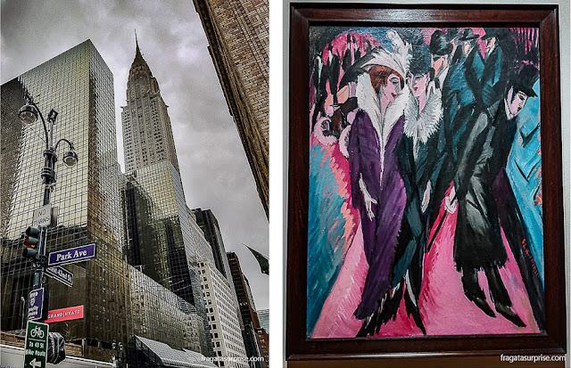 Park Avenue e MoMA, Nova York