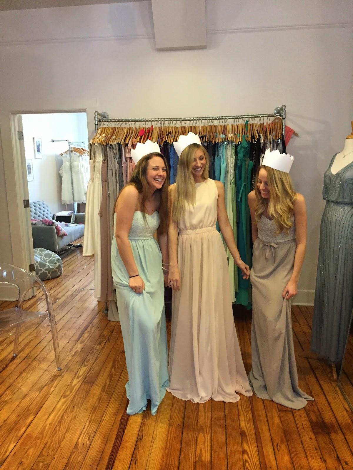 Paper Crown Bridesmaid Dresses Fashion Dresses