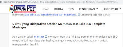 Dapatkan Manfaat Jasa Edit Template Blogspot Dari Mastrigus Untuk SEO