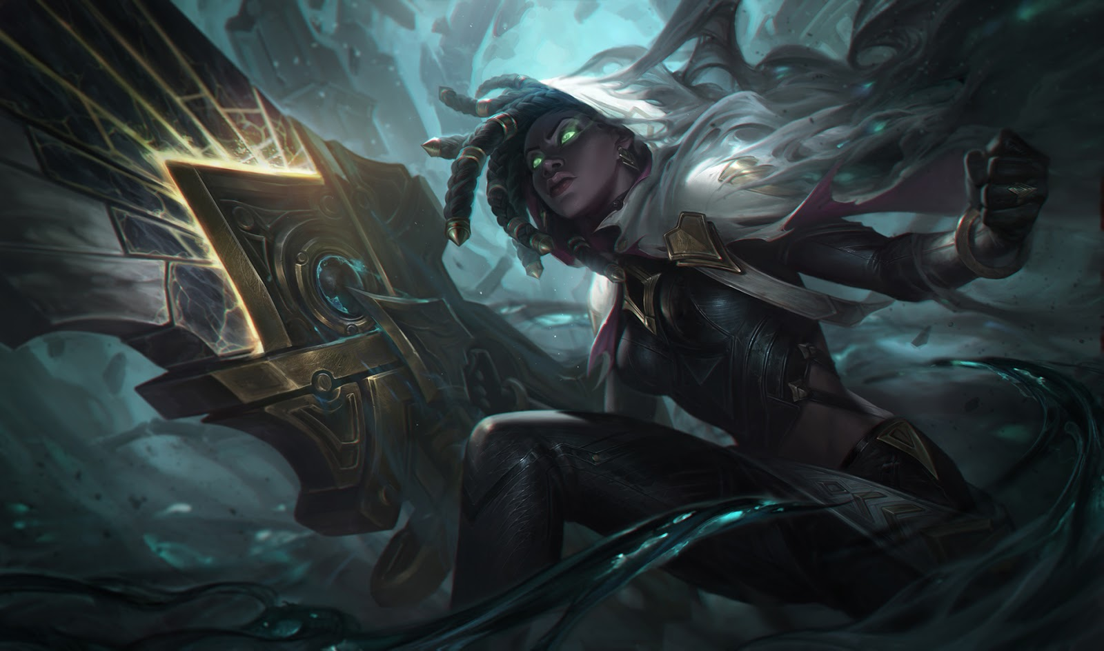 Surrender at 20: Universe Update: Senna, Lucian, & Thresh