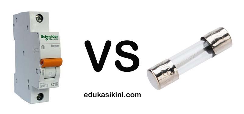 mcb vs fuse