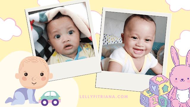 Stimulasi bayi 5-6 bulan