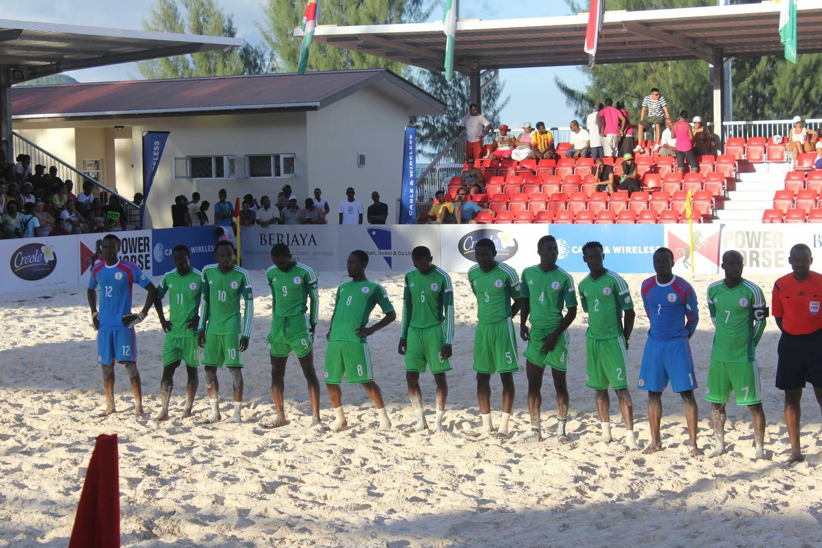 Image result for Sand Eagles look to seal Q/Final berth