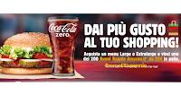 Vinci con Coca-Cola e Burger King : in palio 200 buoni Amazon da 20 euro