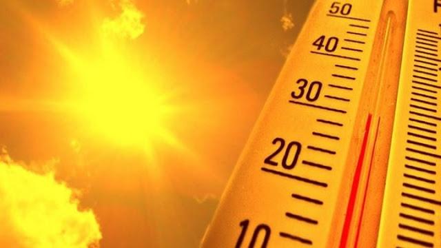 Καιρός: Ξεκινάει από σήμερα τριήμερο φωτιά – Θα χτυπήσει 44άρια η θερμοκρασία