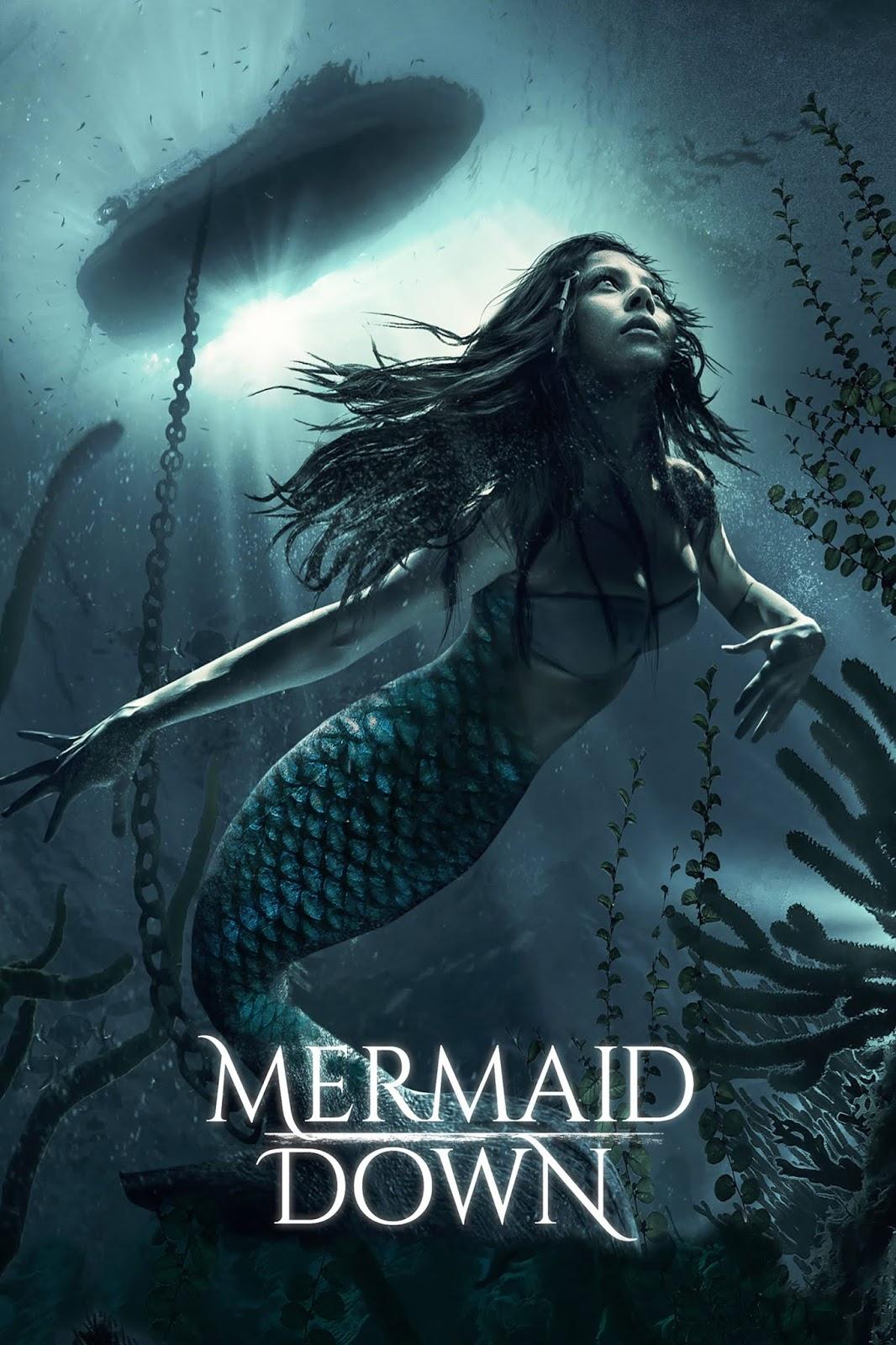 Mermaid Down [2019] [CUSTOM HD] [DVDR] [NTSC] [Latino]