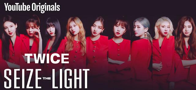 Twice Seize the Light Youtube Premium