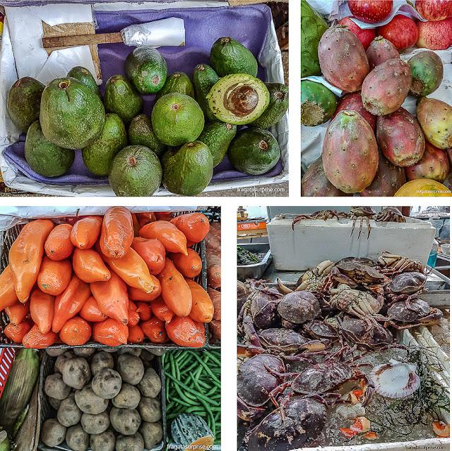 Mercado de Surquillo, Lima Peru