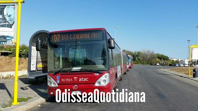 Linee mare: Da sabato 15 riattivate linee bus 07-062