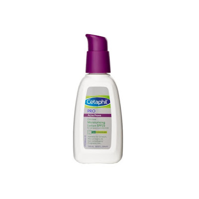 Cetaphil Pro Acne Prone Oil Free Moisturising Lotion