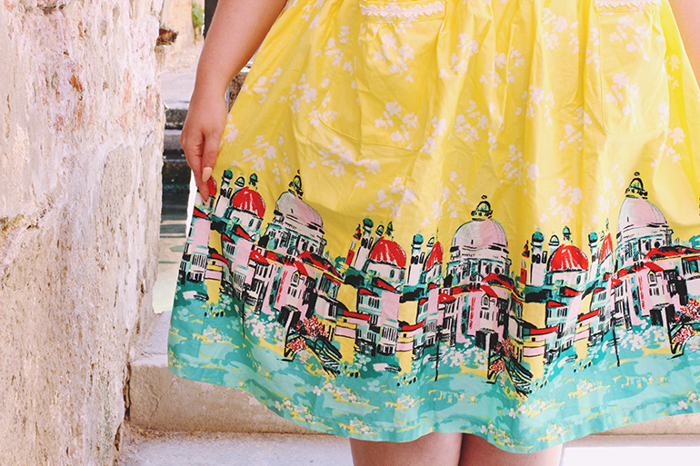 Lindy Bop Venice Skirt
