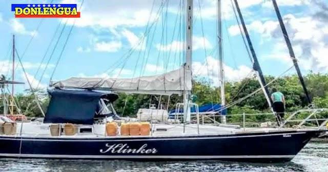 MALA SUERE | Fue secuestrado en su velero frente a las costas venezolanas y llevado a Trinidad y Tobago