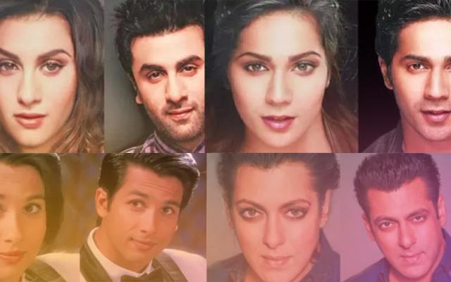 क्या आपने कभी सोचा है कि शाहरुख से लेकर सलमान तक ये ८ हीरो अगर हीरोइन होते तो कैसे दीखते ?
