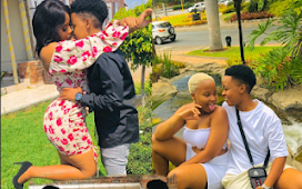 Young Lesbian Couple From Tanzania Wins The Heart Of The People After Posting These Adorable Photos (See Photos)