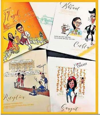 Checkout: Yuvraj Singh-Hazel Keech Wedding Card, Marriage Photos And Sweet Boxes
