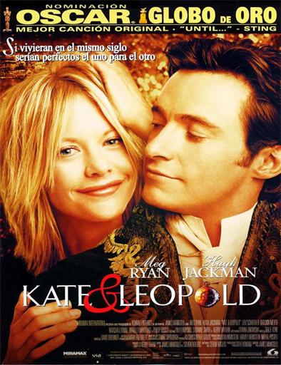 Ver Kate y Leopold (2001) Online