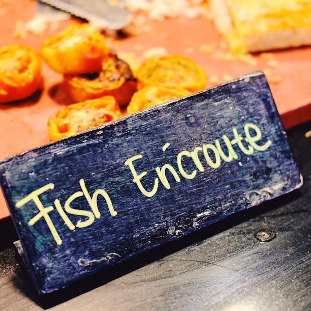 Fish Encroute