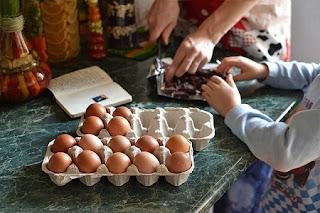 Fun cooking, kegiatan seru bersama keluarga