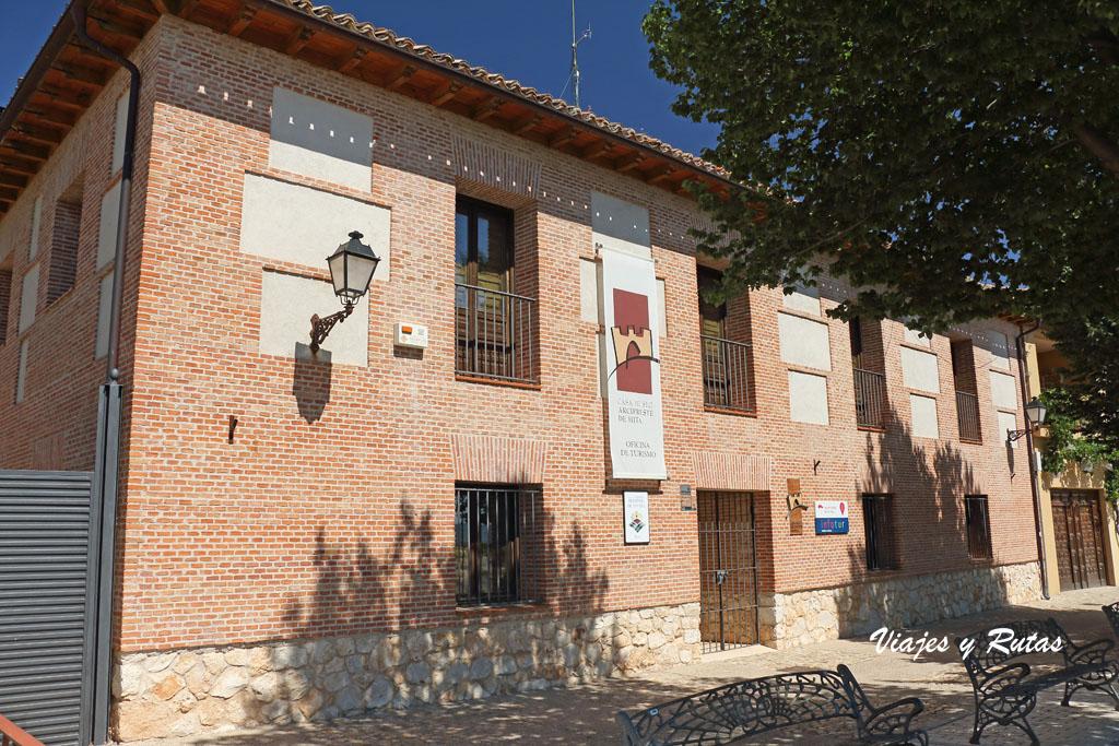 Casa del arcipreste, Hita