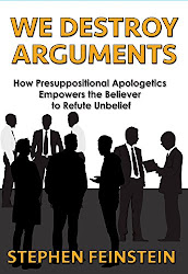 Check Out My Book on Presuppositional Apologetics!