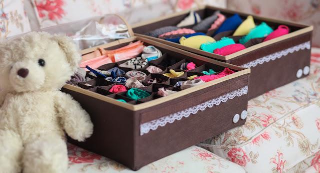 как сделать органайзер из картона, фото, http://handmade.parafraz.space/