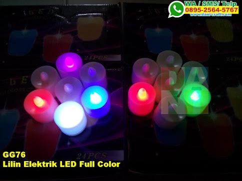 Grosir Lilin Elektrik LED Full Color