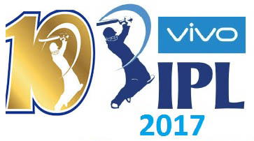 Vivo IPL 2017 Schedule Time Table IPL 10 T 20 Cricket