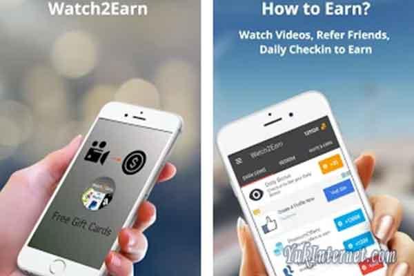 3 Aplikasi Dan Situs Nonton Video Youtube Penghasil Uang Yukinternet