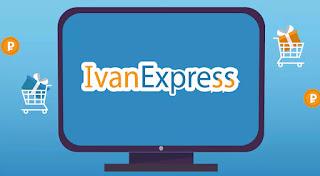IvanExpress торговая площадка - как быстро открыть интернет магазин?
