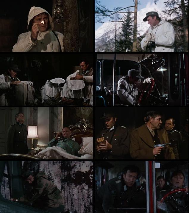 Where Eagles Dare 1968 Dual Audio Hindi 480p BluRay